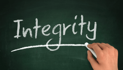 Integrity: Do you have it?