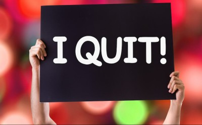 Read This Before Quitting Your Job