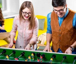Ten Ways To Make Your Office Awesome