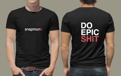 FreeLimitedEditionSnapMunkT Shirts!