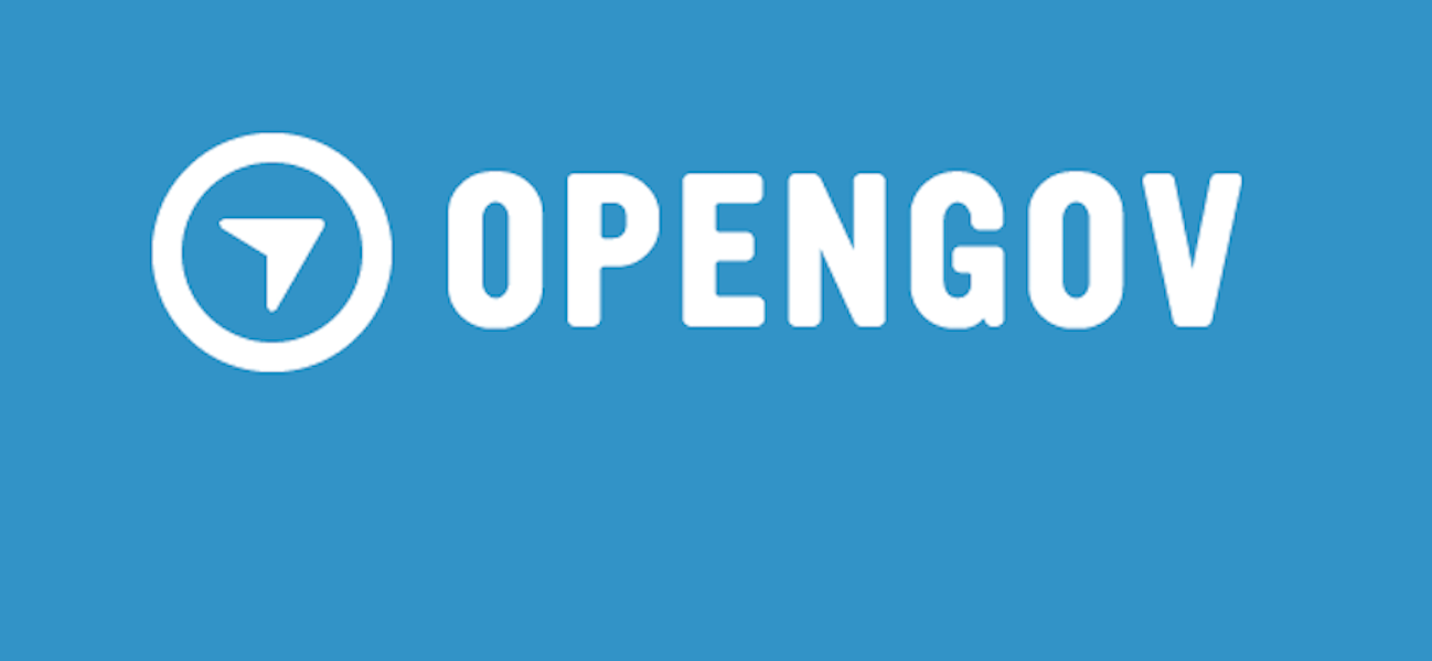 OpenGov Shakes Up Government Finance