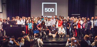 Startups BatchAnnounced