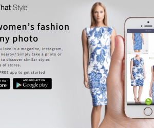 LikeThat Style: Visual Recognition App