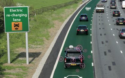 UK to Build Roads that Charge EVs