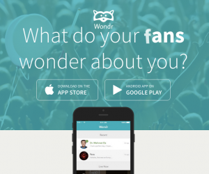 Wondr App –  Anonymous Twitter Chat