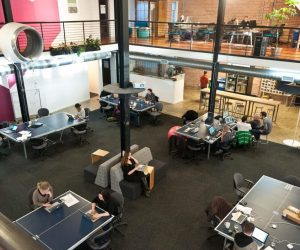 Are Coworking Spaces Better?