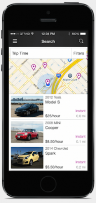 Getaround Creates an Airbnb for Cars