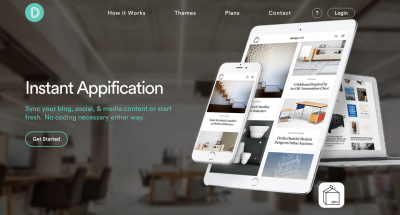 DWNLD Makes It Simple To Create A Gorgeous App