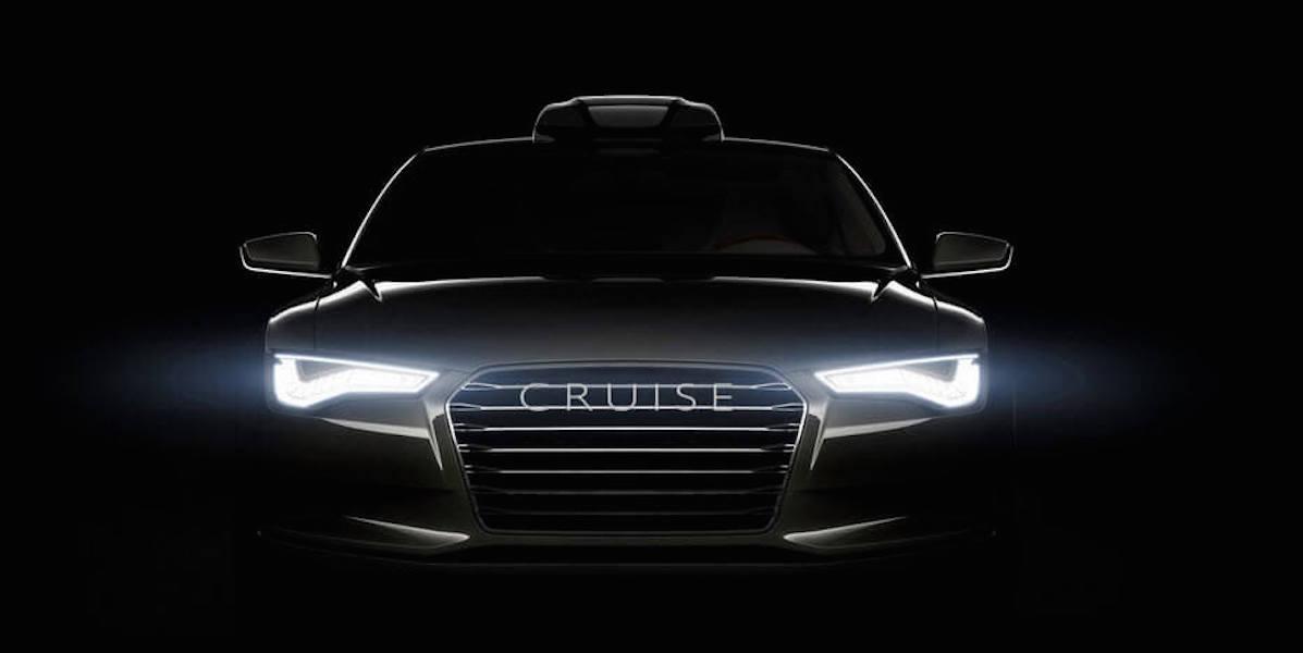 Feature Cruise Self Driving Car SHRUNK