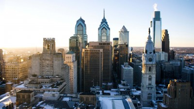 Philadelphia Cityscape SnapMunk