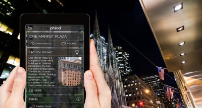Phind App for Discovering Places