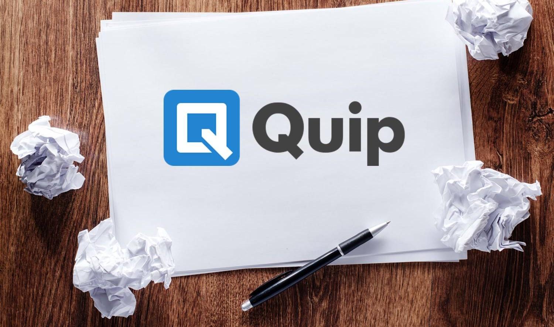 QuipRaisesMillion