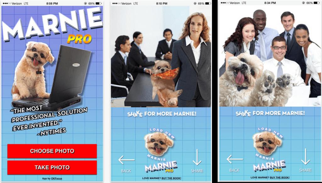 Marnie App