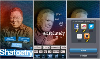 William Shatner App