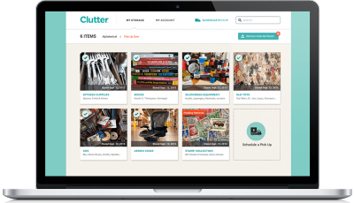 Clutter iPad