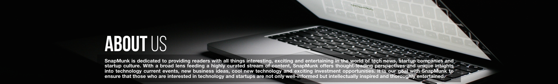 About SnapMunk