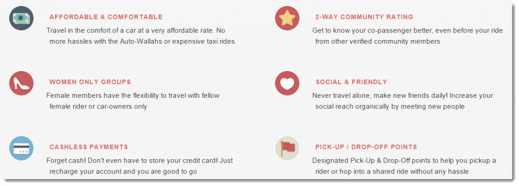 Zify Carpool Benefits