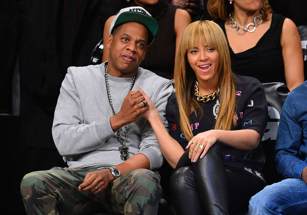Jay-z and beyonce SnapMunk