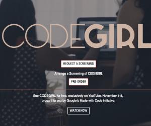 CodeGirl  e