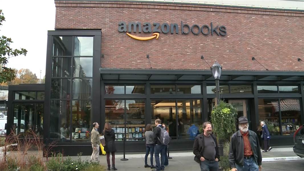 Did Amazon Really Kill the Independent Bookstore