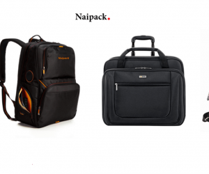Naipack Might Have the Coolest Backpack and Work Bags Out There