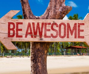 Be Awesome Wonderrush