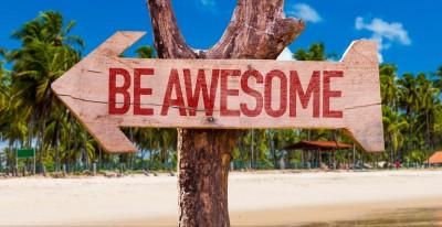 Be Awesome Wonderrush