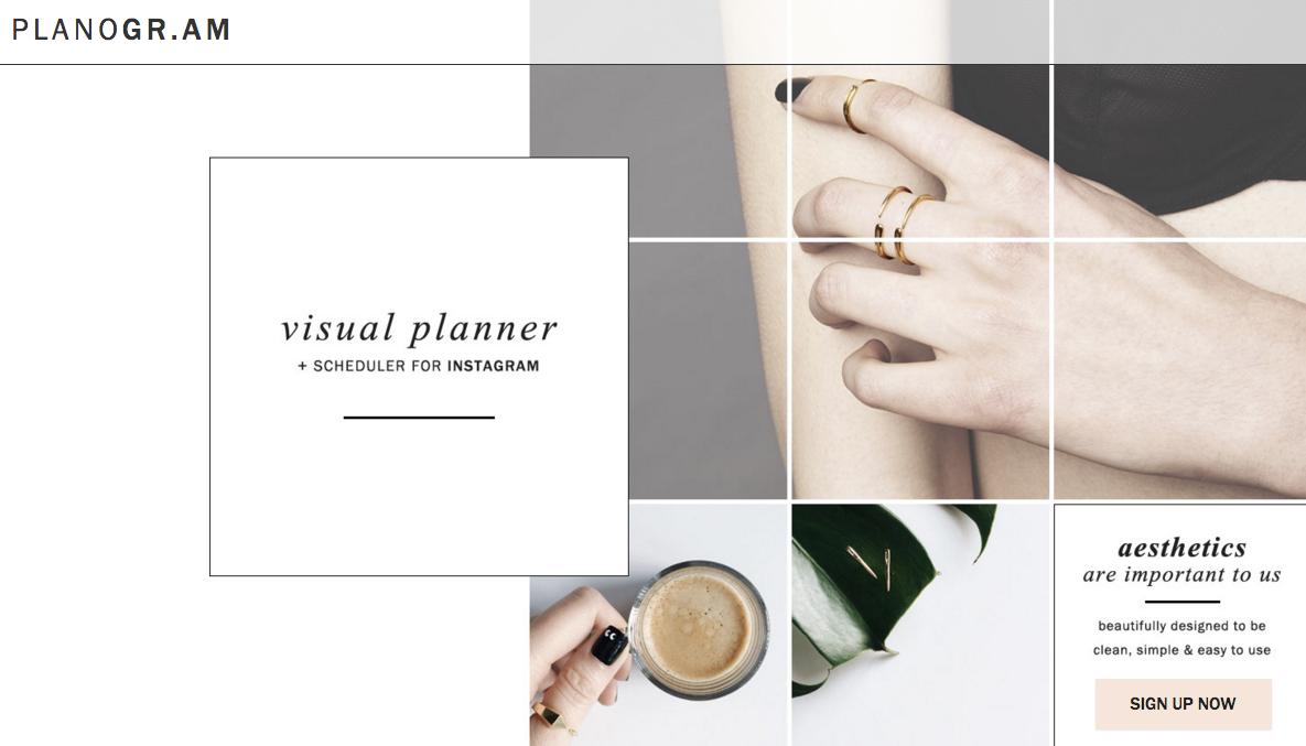 Pre-plan your next Instagram campaign with Planogr.am