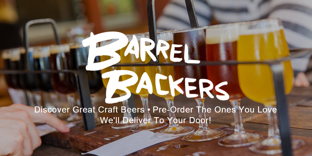 Barrel Backers Craft Beer Delivery SnapMunk