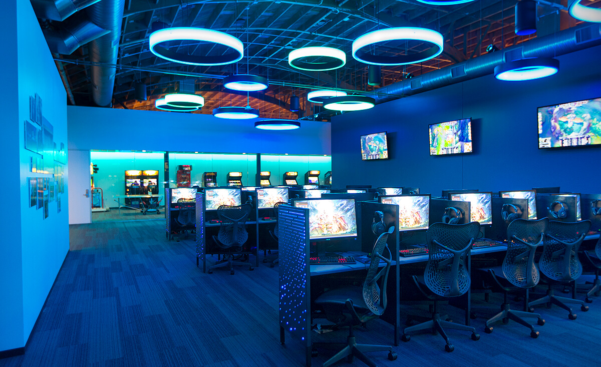 Riot Games Offices