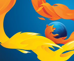 Logo for Firefox H5OS Mobile Operating System