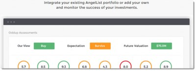 OddUp Investment Integration SnapMunk