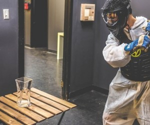 Rage Room Codeless Conduct