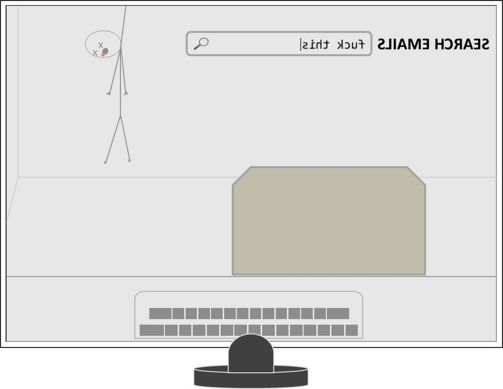 life hack email organization