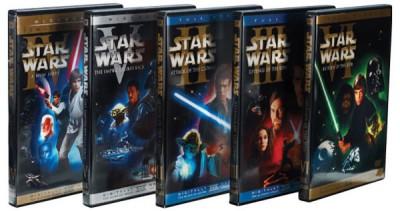 Star Wars episodes in machete order