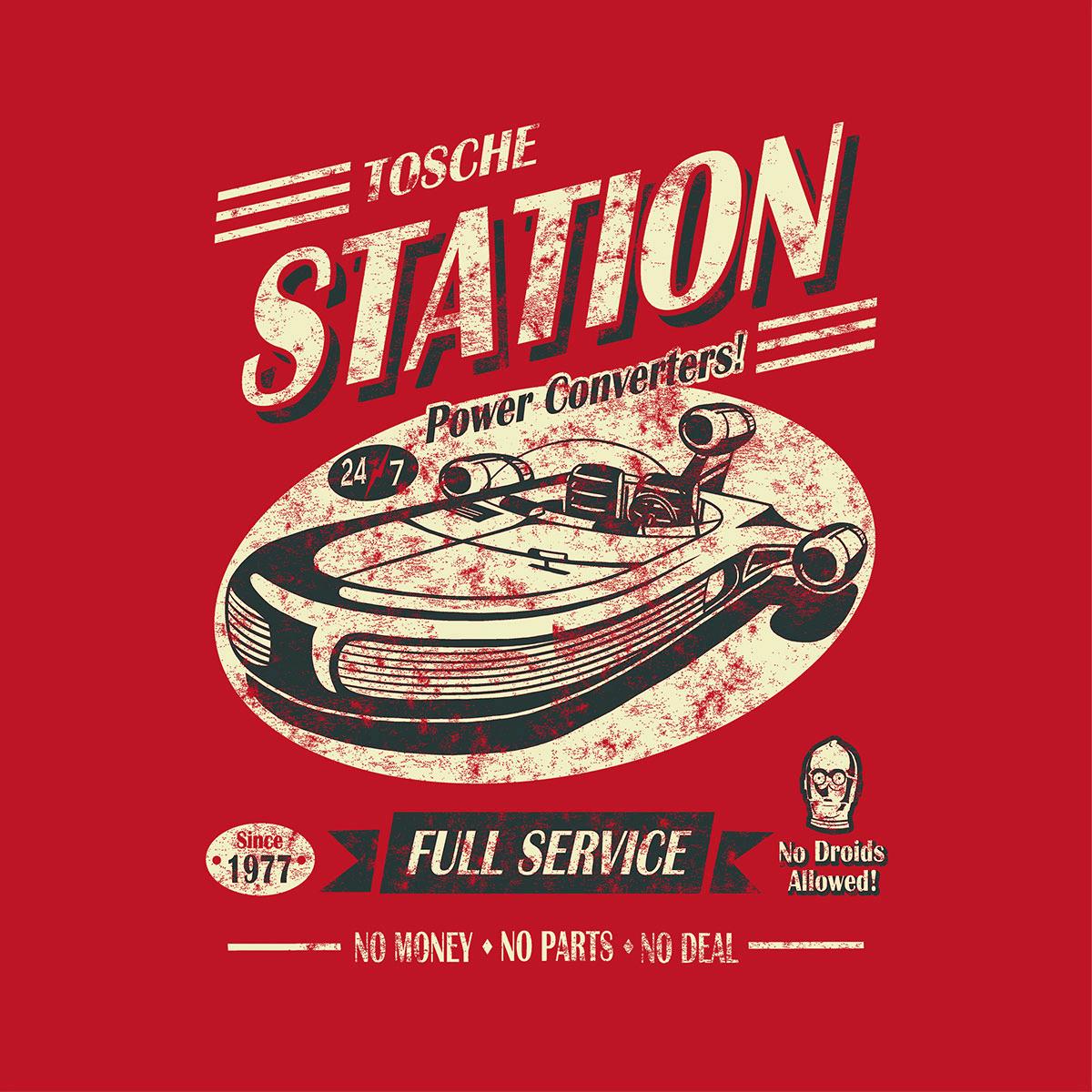 Tosche Station Star Wars