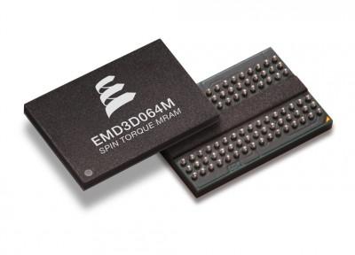 Everspin Technologies debuted at Eureka Park