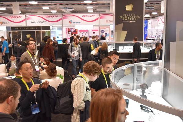 CES 2016 Innovation Awards viewing gallery