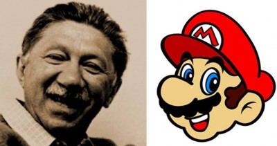 Abraham Maslow, grandfather of Super Mario