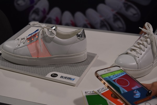 french startup eram color changing shoe ces 2016
