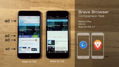 brave browser comparison