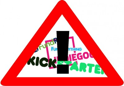 crowdfunding warning indiegogo kickstarter