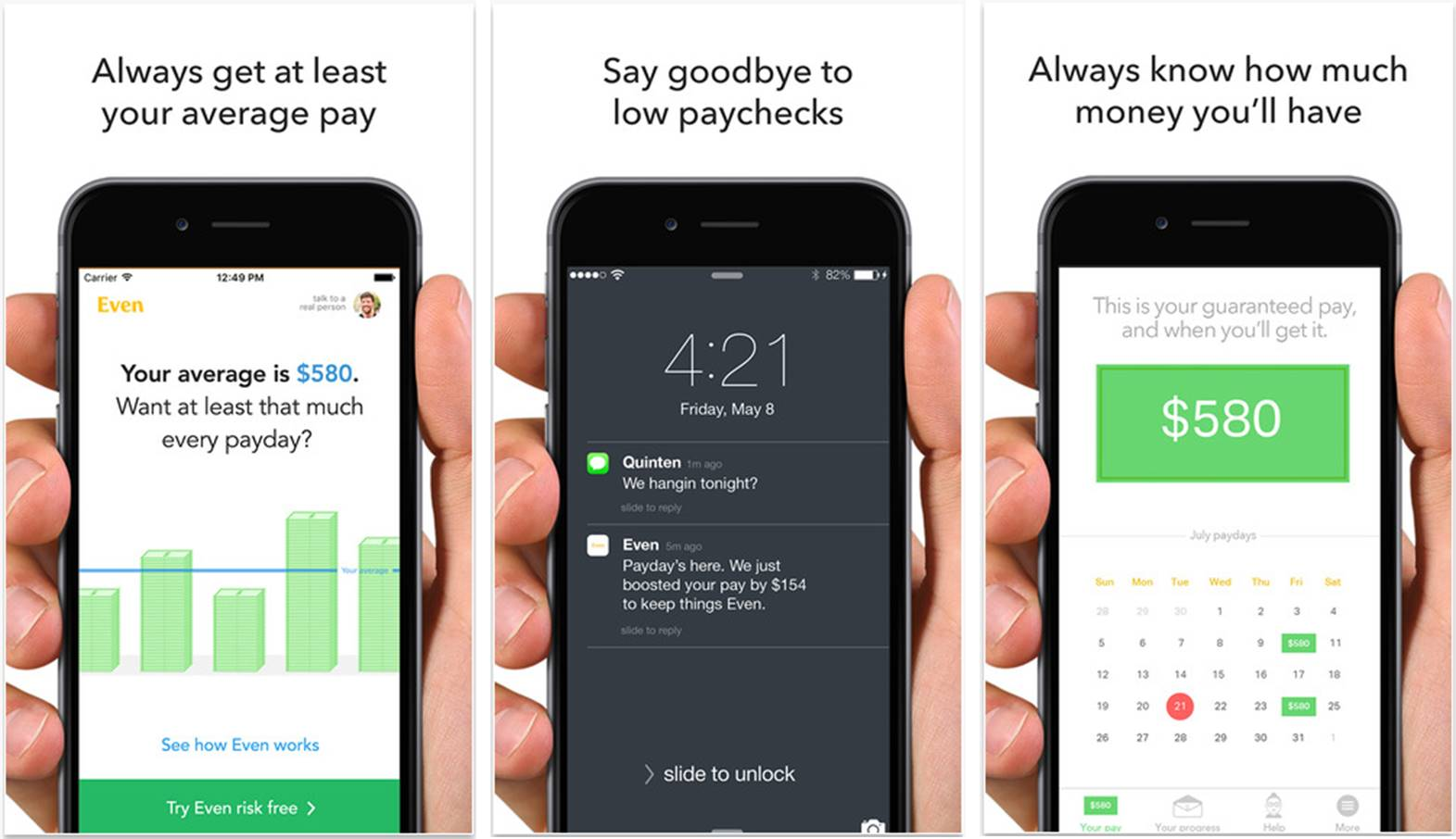 even app financial management