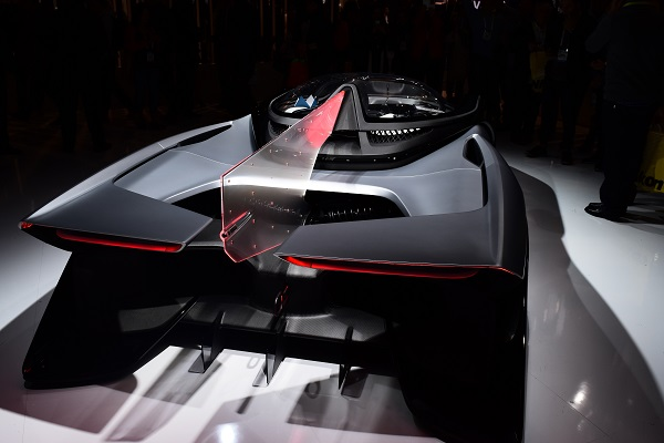 faraday future concept car