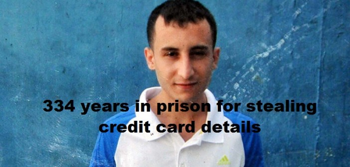 hacker in Turkey sentenced to 334 years in prison for stealing credit card details