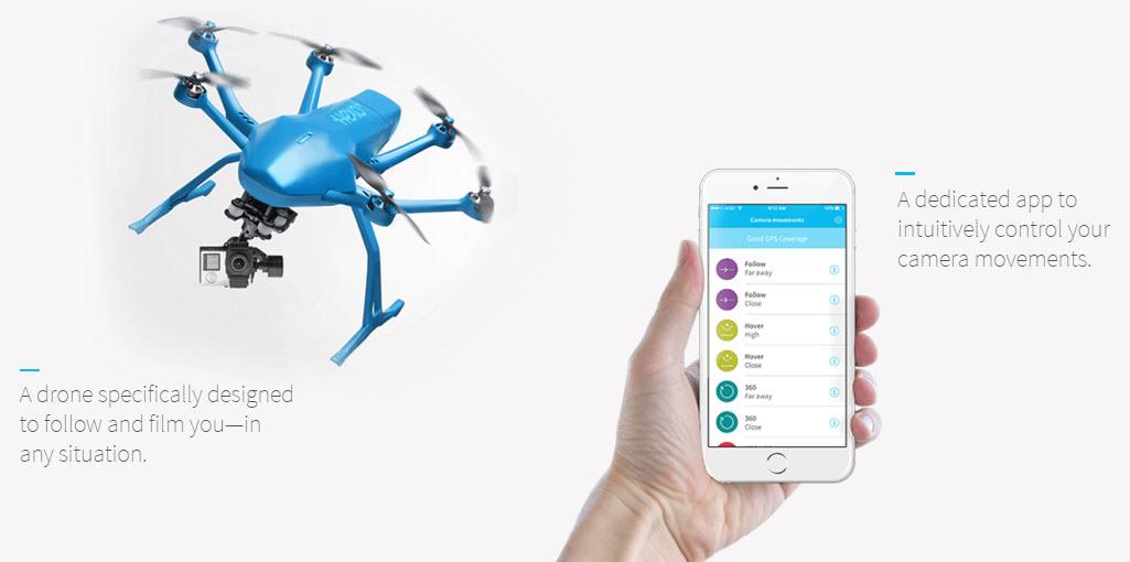 drones ces 2016