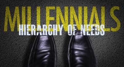 Millennials Hierarchy of Needs
