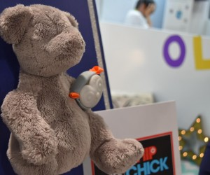 Oliba Turns Stuffed Toys Into Smart Toys