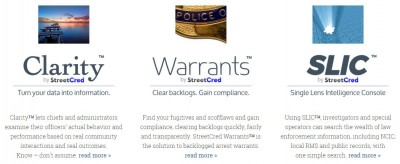 streetcred police technology