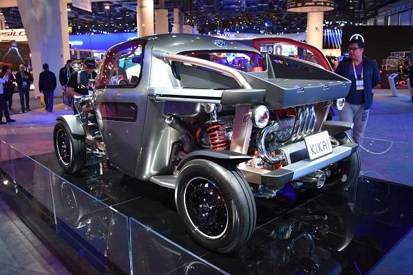 Toyota Kikai concept car